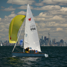 International Wayfarer Championships 2013, Toronto