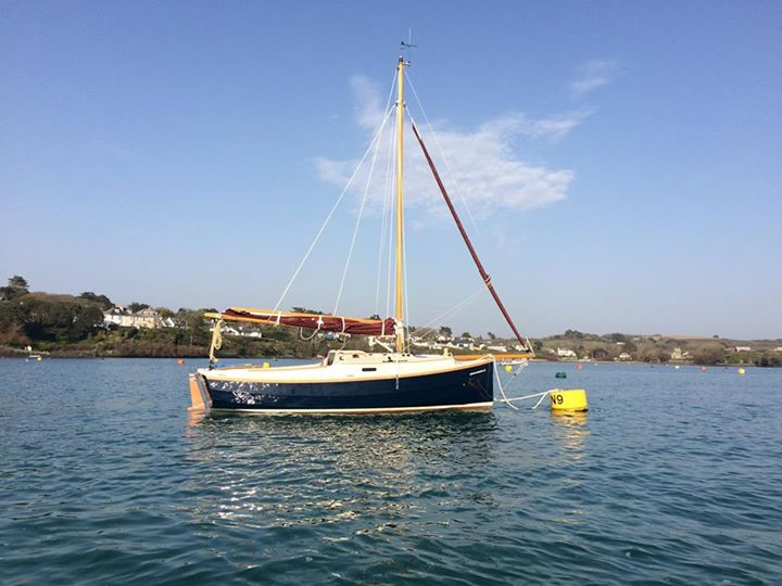Cornish Crabbers Shrimper 21